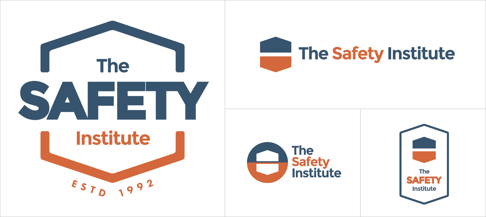 The Safety Institute Logo Design by Creative State